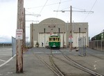 Seattle Trolley Barn 2